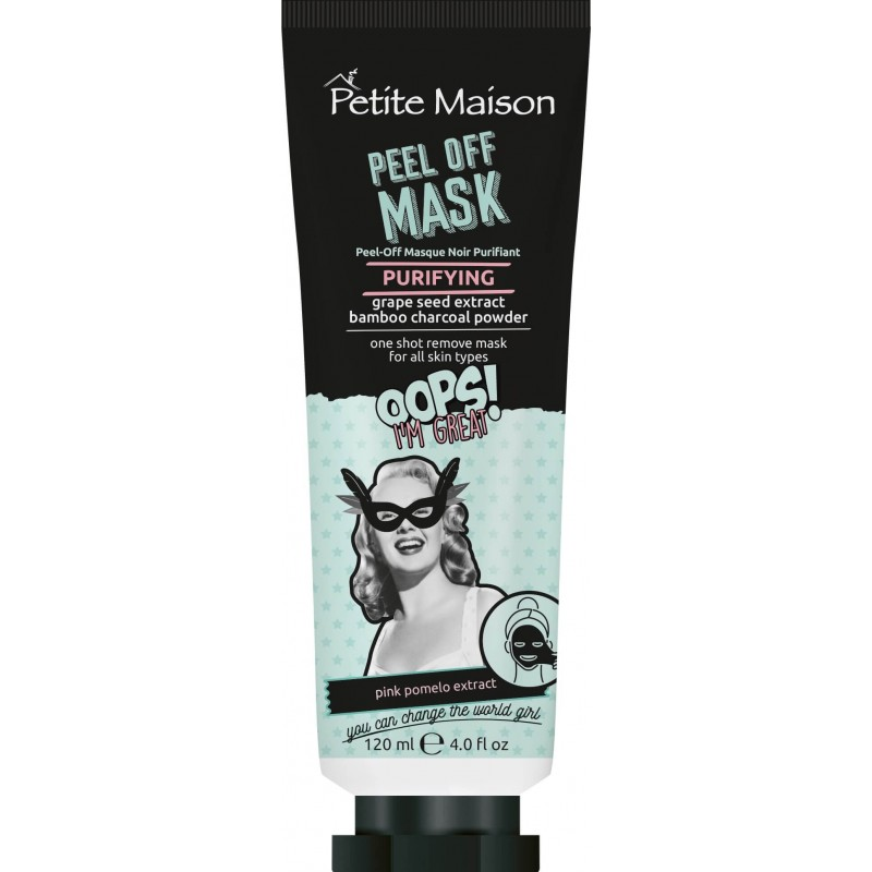 """Masque Peel Off """"Purifying"""""""