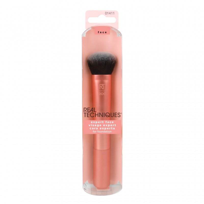 "REAL TECHNIQUES - Pinceau FACE ""Expert face brush (200)"" RT1411"