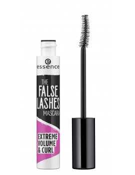The false lashes mascara extreme volume & curl esse ESSENCE