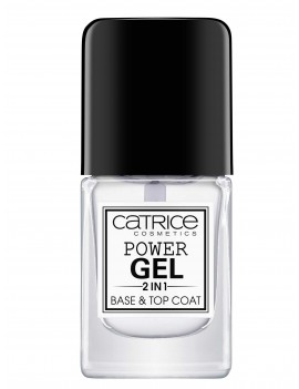 Base&top coat-power gel