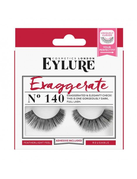 "Faux Cils ""EXAGGERATE 140"" EYLURE"