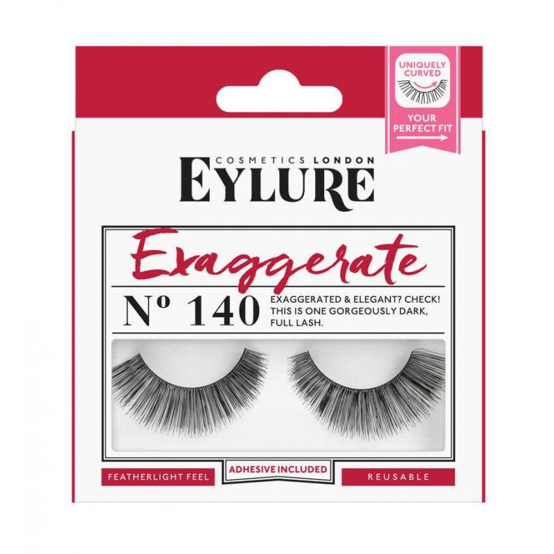 """Faux Cils """"EXAGGERATE 140"""" EYLURE"""