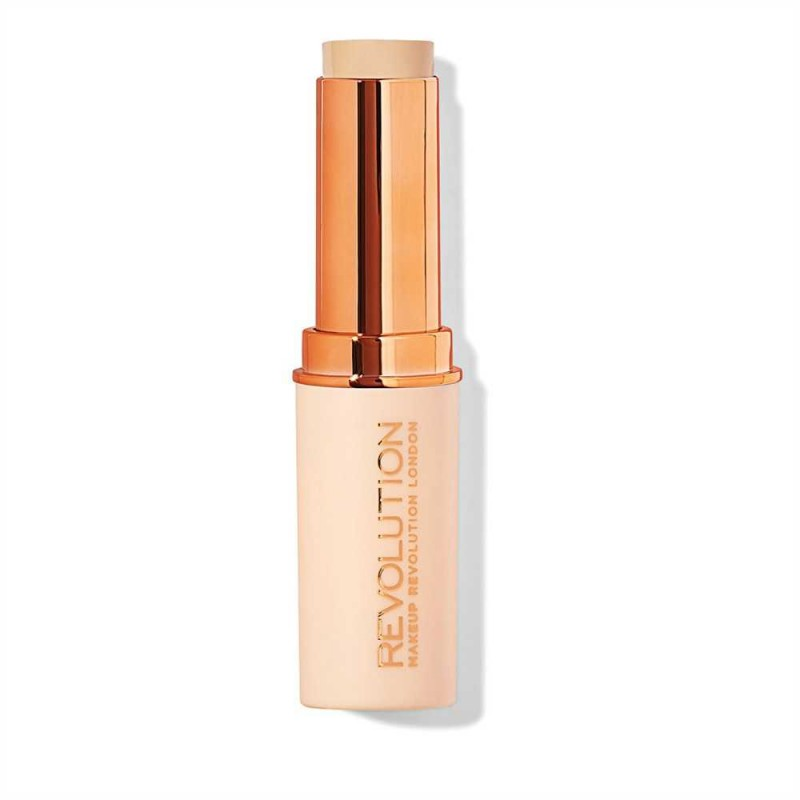 "Fond de teint ""Fast Base Stick Foundation F3"" REVOLUTION"