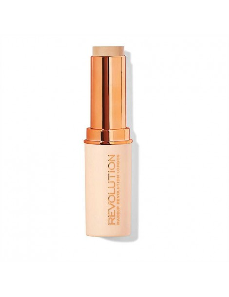 "Fond de teint ""Fast Base Stick Foundation F4"" REVOLUTION"