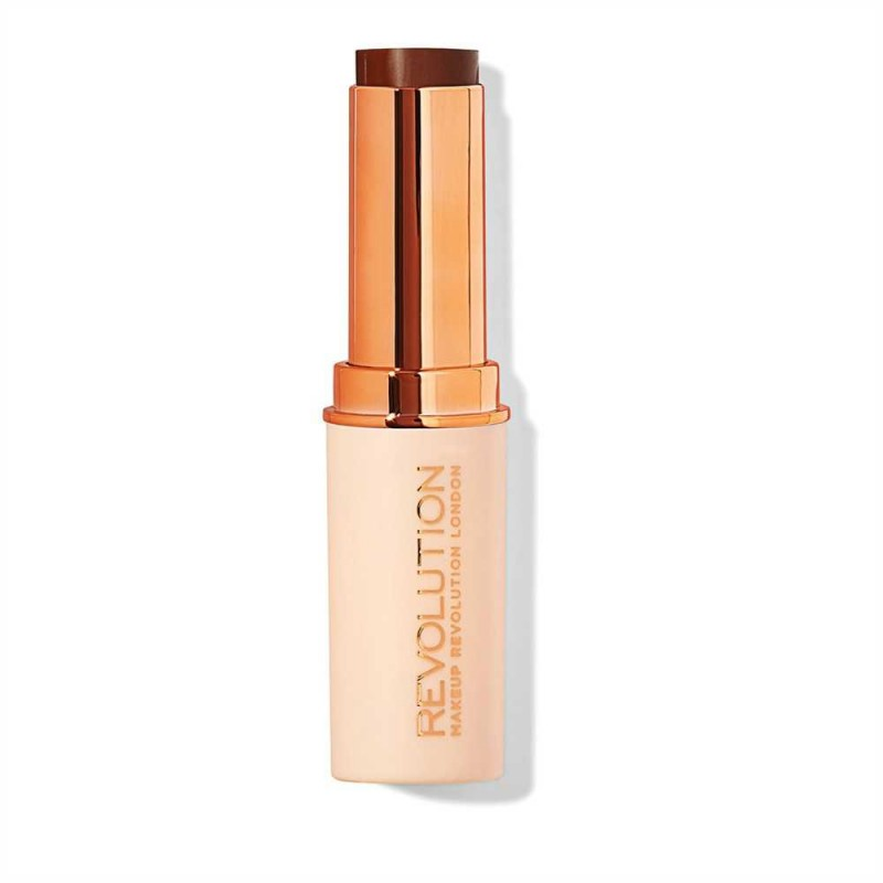 "Fond de teint ""Fast Base Stick Foundation F18"" REVOLUTION"