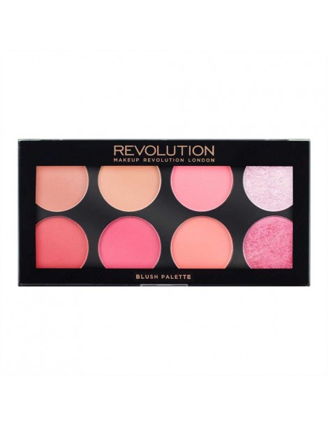 "Palette Ultra Blush ""Sugar&Spice"" REVOLUTION MAKE UP"