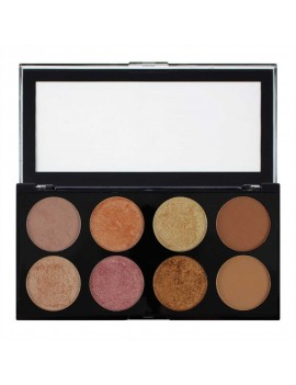 "Palette Ultra Blush ""Golden Sugar 2"" REVOLUTION MAKE UP"