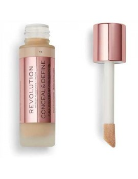 "Fond de Teint ""Full Coverage Foundation"" REVOLUTION F8"