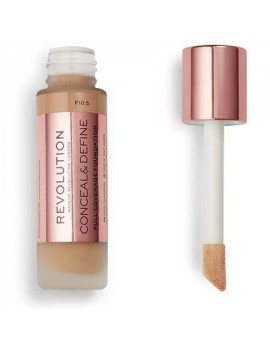 "Fond de Teint ""Full Coverage Foundation"" REVOLUTION F10.5"