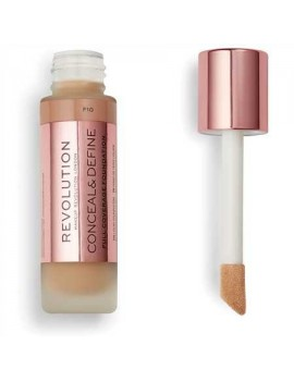 "Fond de Teint ""Full Coverage Foundation"" REVOLUTION F10"