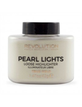 "Poudre ""True Gold Pearl Lights"" REVOLUTION MAKE UP"