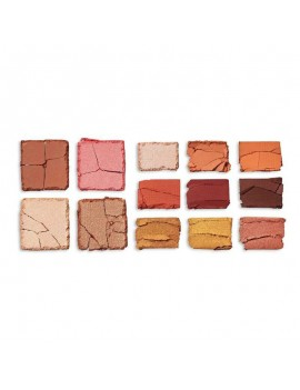 "Palette teint et fards à paupieres ""Rachel Leary Goddess-On-The-Go"" Revolution"