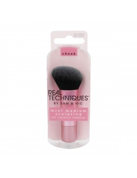 "REAL TECHNIQUES - Mini Pinceau CHEEK ""Mini Sculpting brush(406)"""