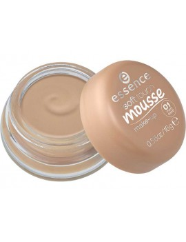 fond de teint - soft touch mousse make-up 01