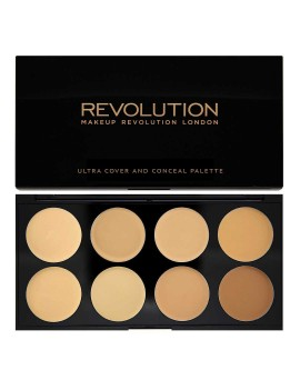 "Palette crème cover & concealer ""Light to Medium"" REVOLUTION MAKE UP"