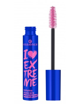 Mascara i love extreme  volume waterproof