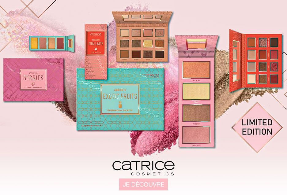 Maquillage Catrice chez Beautystore